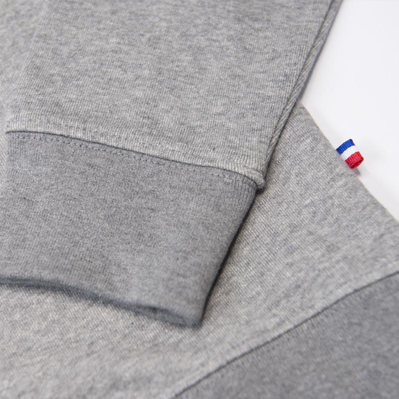 etiquette shifumi - pierre feuille ciseaux - sweatshirt shifumi club