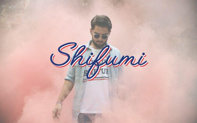 Shifumi - Branding identity - Prestashop E-commerce platform