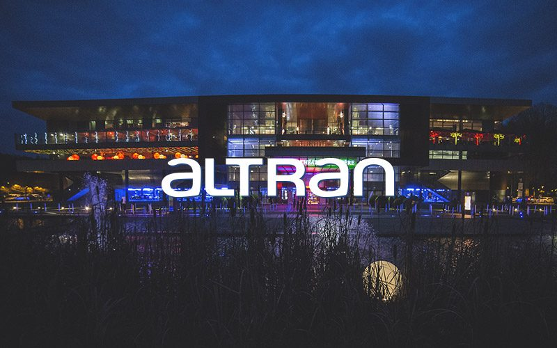 Altran - Film Corporate - Toulouse