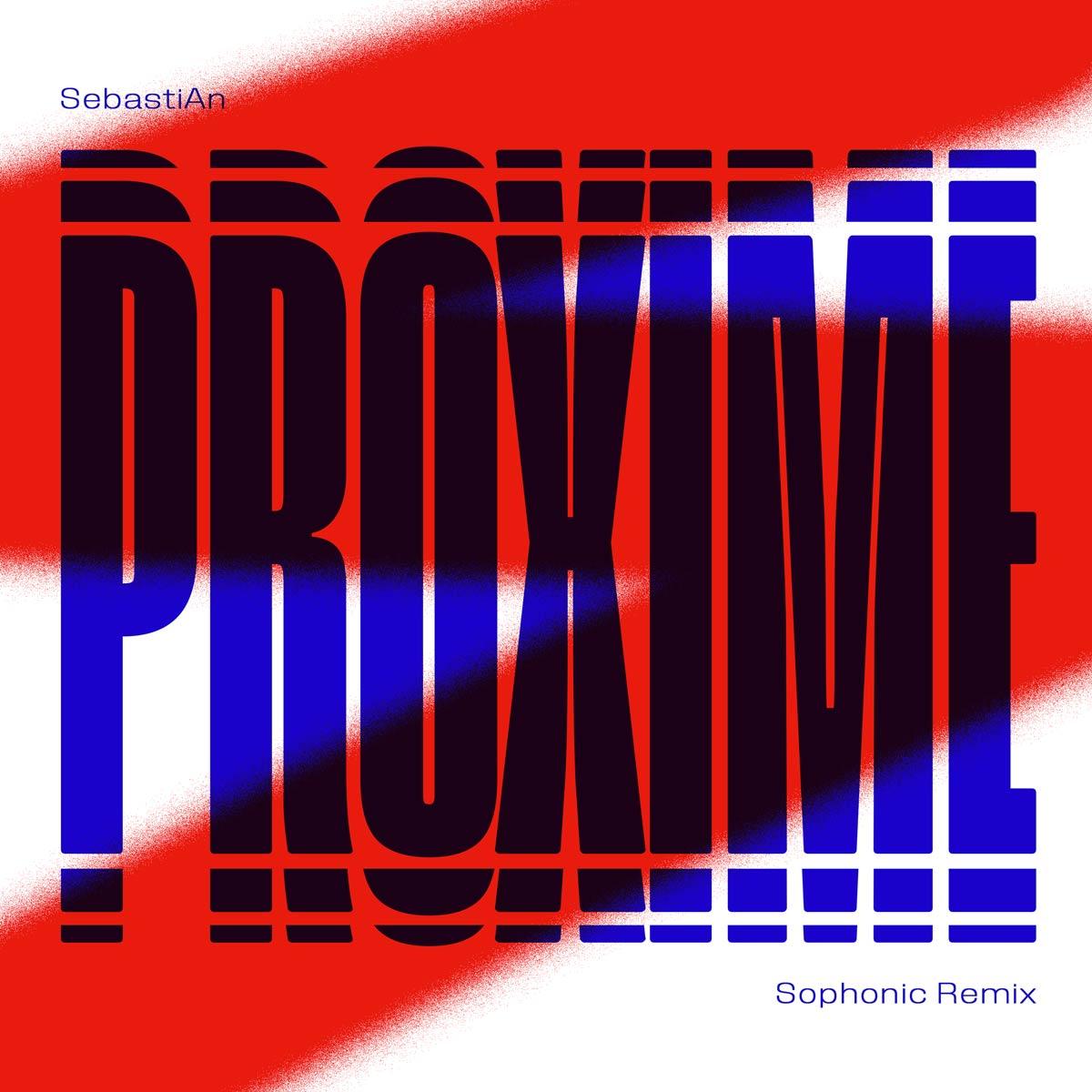 Proxime Sebastian - Sophonic Remix - artwork by Wasabi Artwork