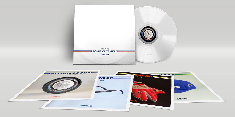 Racing Club Serie Vinyle Pack